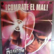 Cine: THE PHANTOM (EL HOMBRE ENMASCARADO), CARTEL DE CINE ORIGINAL 70X100 APROX (2118). Lote 43397421
