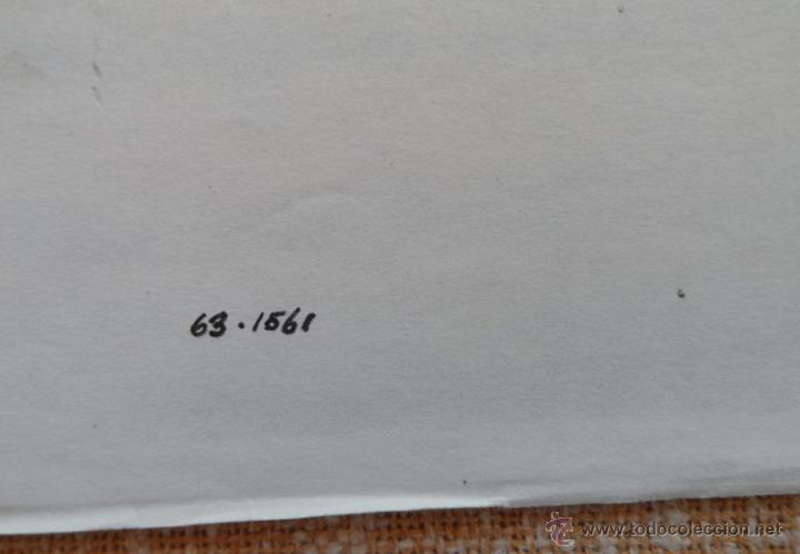 Cine: Rampage Póster original de la pelicula, Original, Doblado, Hecho en U.S.A., año 1963 - Foto 8 - 43638235