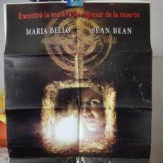 Cine: POSTER ORIGINAL LA OSCURIDAD DARK MARIA BELLO SEAN BEAN SOPHIE STUCKEY JOHN FAWCETT 2005 DOBLE LADO. Lote 39974247