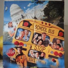 Cine: POSTER ORIGINAL NATIONAL LAMPOONS SENIOR TRIP MATT FREWER VALERIE MAHAFFEY KELLY MAKIN 1995 NEW LINE. Lote 40000517