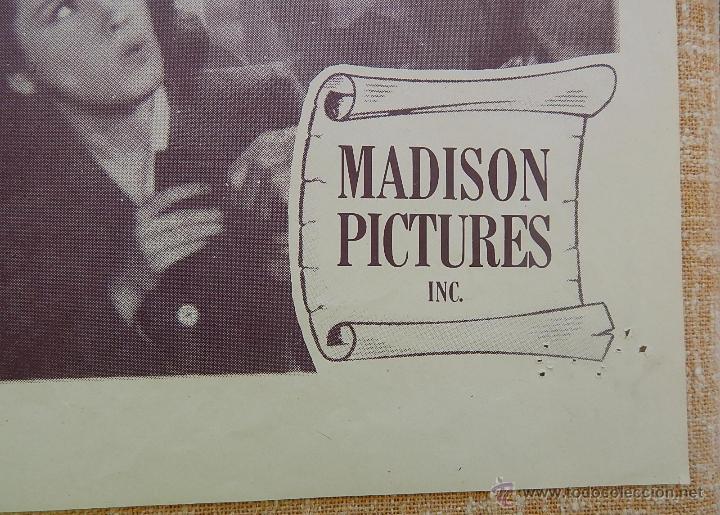 Cine: Secrets of a Co-Ed Póster original de la película, Original, Doblado, Reproducción de 1948, U.S.A. - Foto 5 - 43656915