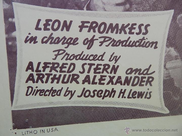 Cine: Secrets of a Co-Ed Póster original de la película, Original, Doblado, Reproducción de 1948, U.S.A. - Foto 7 - 43656915