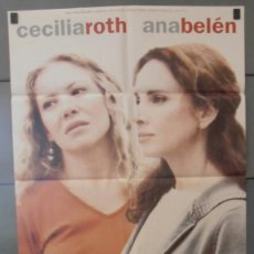 Cine: ANTIGUA VIDA MIA,ANA BELEN CARTEL DE CINE ORIGINAL 70X100 APROX (3047). Lote 43677120
