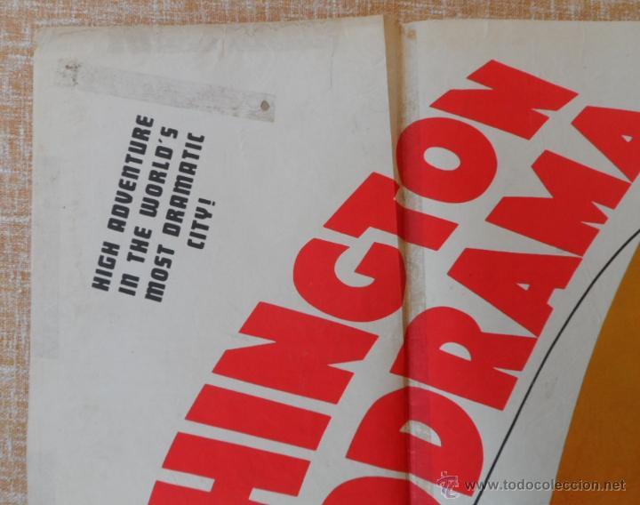Cine: Washington Melodrama Póster original de la película, Original, Doblado, Hecho en U.S.A., año 1941 - Foto 7 - 43701910