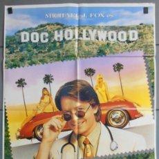 Cine: DOC HOLLYWOOD, CARTEL DE CINE ORIGINAL 70X100 APROX (3932). Lote 43765745