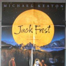 Cine: JACK FROST, CARTEL DE CINE ORIGINAL 70X100 APROX (3954). Lote 43765803