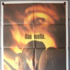 Cine: CEMENTERIO VIVIENTE DOS, CARTEL DE CINE ORIGINAL 70X100 APROX (4213). Lote 43843962