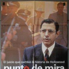 Cinéma: PUNTO DE MIRA, CARTEL DE CINE ORIGINAL 70X100 APROX (5276). Lote 43877401