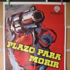 Cine: PLAZO PARA MORIR. Lote 43958925