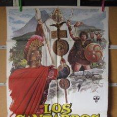 Cine: LOS CANTABROS. Lote 115404238