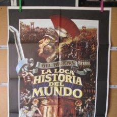Cine: LA LOCA HISTORIA DEL MUNDO. Lote 44005255
