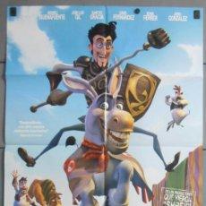 Cinema: DONKEY XOTE, CARTEL DE CINE ORIGINAL 70X100 APROX (7597). Lote 44036416