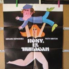 Cine: ROSY EL HURACAN. Lote 44058809