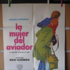 Cine: LA MUJER DEL AVIADOR. Lote 294119818