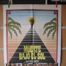 Cine: MUERTE BAJO EL SOL. Lote 44066597