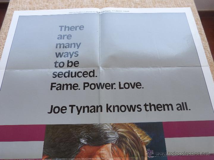 Cine: The Seduction of Joe Tynan Póster original de la película, Original, Doblado, año 1979, Hecho en USA - Foto 4 - 44101269