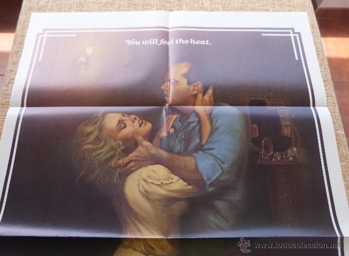 Cine: The Postman Always Rings Twice Póster original de la película, Original, Doblado, año 1981, U.S.A. - Foto 2 - 44107444