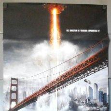 Cine: STAR TREK. EL FUTURO COMIENZA., CARTEL DE CINE ORIGINAL 70X100 APROX (11505). Lote 44157268