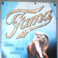 Cine: FAMA, CARTEL DE CINE ORIGINAL 70X100 APROX (11558). Lote 44168684