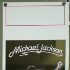 Cine: QM56 EL MAGO MICHAEL JACKSON DIANA ROSS POSTER ORIGINAL ITALIANO 33X70. Lote 213641335