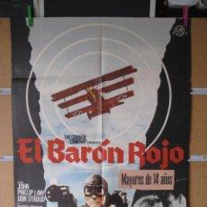 Cinéma: EL BARON ROJO. Lote 44176731