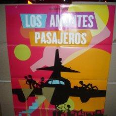 Cine: LOS AMANTES PASAJEROS PEDRO ALMODOVAR POSTER ORIGINAL 70X100. Lote 57382261