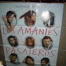 Cine: LOS AMANTES PASAJEROS PEDRO ALMODOVAR POSTER ORIGINAL 70X100. Lote 44207617