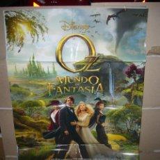 Cine: OZ UN MUNDO DE FANTASIA POSTER ORIGINAL 70X100 Q. Lote 194932873