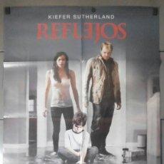 Cine: REFLEJOS,CARTEL DE CINE ORIGINAL 70X100 CM CON ALGUN DEFECTO A 1€,VER FOTO (11465). Lote 44266541