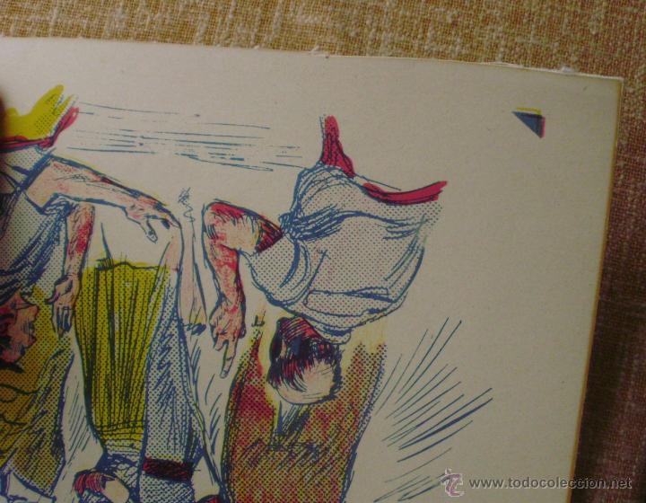 Cine: Long Voyage Home Póster de lino original de la película, Enrollado, reproducción de 1940, U.S.A. - Foto 7 - 44278355