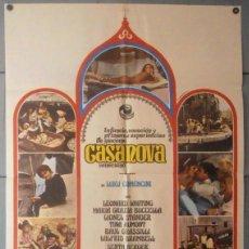 Cine: (11947)CASANOVA VENECIANO, CARTEL DE CINE ORIGINAL 70X100 APROX,CONSERVACION:VER FOTO . Lote 44390104