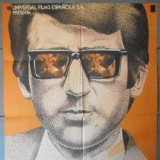 Cinéma: (12600)EL DIPUTADO, CARTEL DE CINE ORIGINAL 70X100 APROX,CONSERVACION:VER FOTO . Lote 44461623