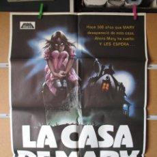 Cine: LA CASA DE MARY O SUPERSTITION. Lote 44716673