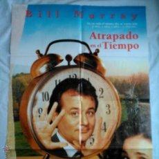 Cine: PÓSTER ORIGINAL ATRAPADO EN EL TIEMPO (1993). Lote 44767898