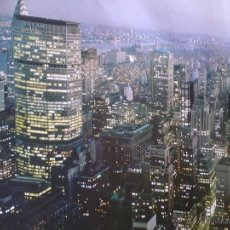 Cine: PORTERS, NEW YORK. MEDIDA 100 X 60. Lote 44801600