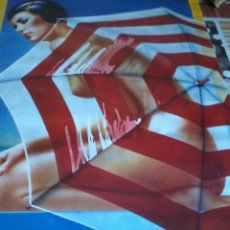 Cine: POSTERS. PLASTIC BROLLY. MED. 89 X 59. Lote 45259351