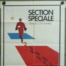Cine: VA07 SECCION ESPECIAL COSTA-GAVRAS POSTER ORIGINAL FRANCES 60X80. Lote 45267690