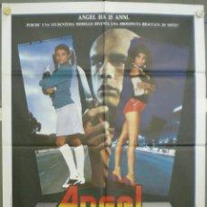 Cine: VA71 ANGEL DONNA WILKES SUSAN TYRRELL POSTER ORIGINAL ITALIANO 100X140. Lote 45310034