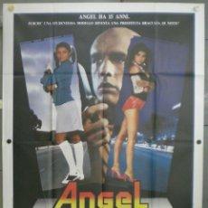 Cine: VA90 ANGEL DONNA WILKES SUSAN TYRRELL ORIGINAL ITALIANO 140X200. Lote 45314205