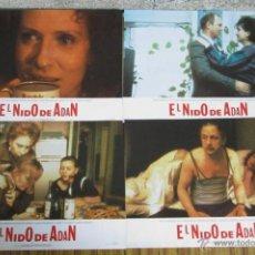 Cine: 10 FOTO CROMOS + CARTEL -- SACUDIENDO EL ARBOL --- ARYE CROSS, GALE HANSE. Lote 45317905