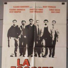 Cine: LA ESCOLTA, CARTEL DE CINE ORIGINAL 70X100 APROX (2538). Lote 45499982