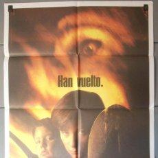 Cine: CEMENTERIO VIVIENTE DOS, CARTEL DE CINE ORIGINAL 70X100 APROX (4214). Lote 45612592