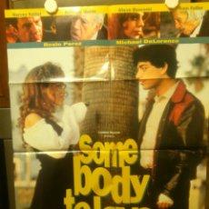 Cine: SOMEBODY TO LOVE ( ALGUIEN A QUIEN AMAR) . Lote 45647643