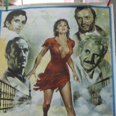 Cine: CINE, LIBERTAD AMOR MIO, ESTRENO, CLAUDIA CARDINALE 1977 CARTEL. Lote 45684365