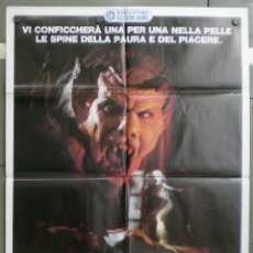 Cine: VD74 THE UNNAMABLE EL INNOMBRABLE H.P. LOVECRAFT POSTER ORIGINAL ITALIANO 100X140. Lote 45740223