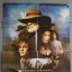 Cinéma: LA LIGA DE LOS HOMBRES EXTRAORDINARIOS, CARTEL DE CINE ORIGINAL 70X100 APROX (9639). Lote 45956132