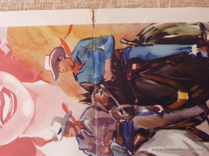 Cine: Call the Mesquiteers Póster original de la película, Original, Doblado, año 1938, Hecho en U.S.A. - Foto 11 - 45990383