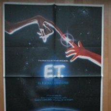 Cine: CARTEL CINE, E.T. EL EXTRATERRESTRE, 1982, C170. Lote 154738772