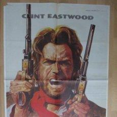Cine: CARTEL CINE, EL FUERA DE LA LEY, CLINT EASTWOOD, 1976, C206. Lote 46211187