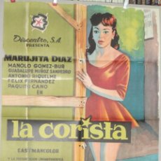 Cine: LA CORISTA MARUJITA DIAZ. Lote 46269421